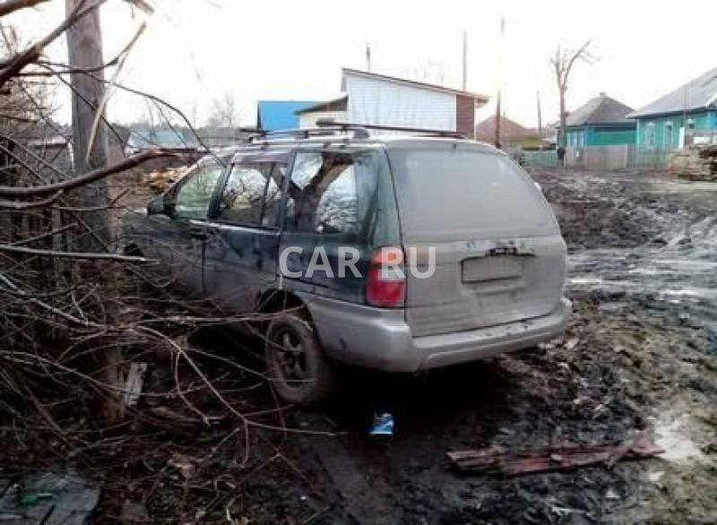 Nissan Prairie Joy, Барнаул