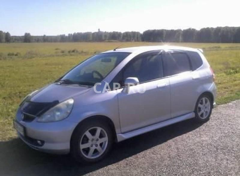 Honda Fit, Барнаул