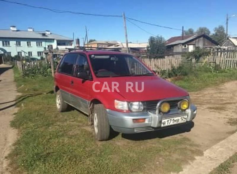 Mitsubishi RVR, Абакан