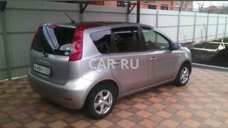 Nissan Note, Армавир