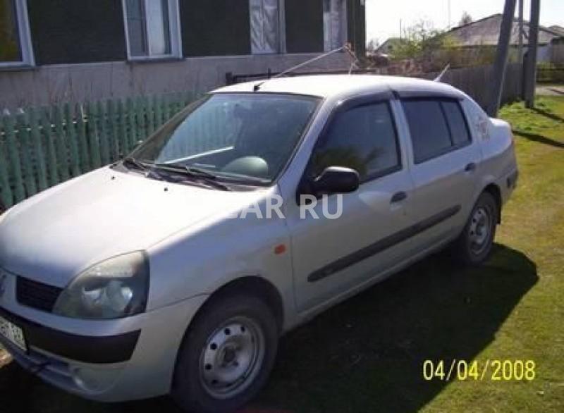 Renault Symbol, Баган