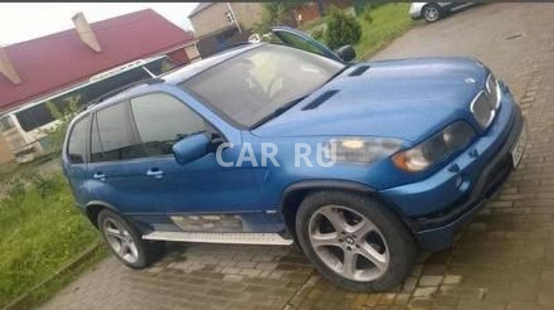 BMW X5, Анапа