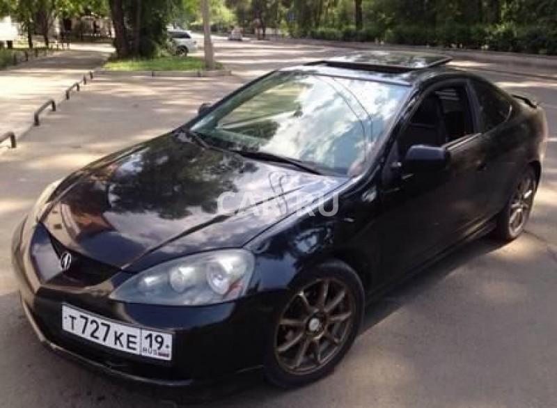 Acura RSX, Абакан