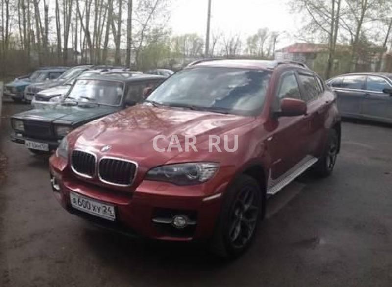 BMW X6, Ачинск
