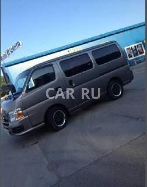 Nissan Caravan, Арсеньев