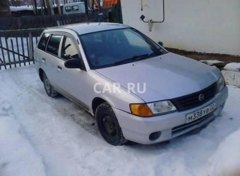 Nissan AD, Барнаул