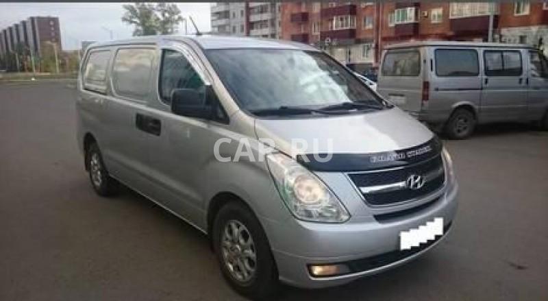 Hyundai Grand Starex, Абакан