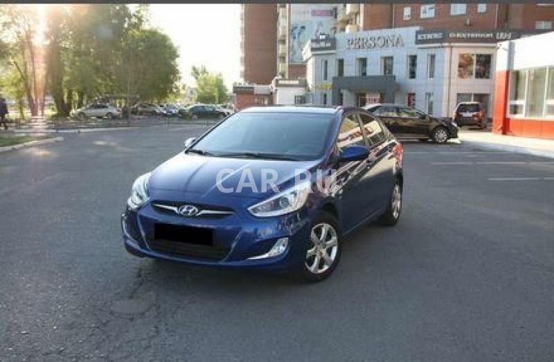 Hyundai Solaris, Абакан