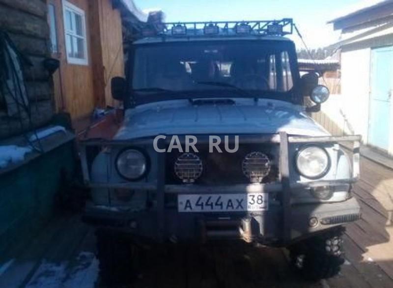 Уаз 3159, Балаганск