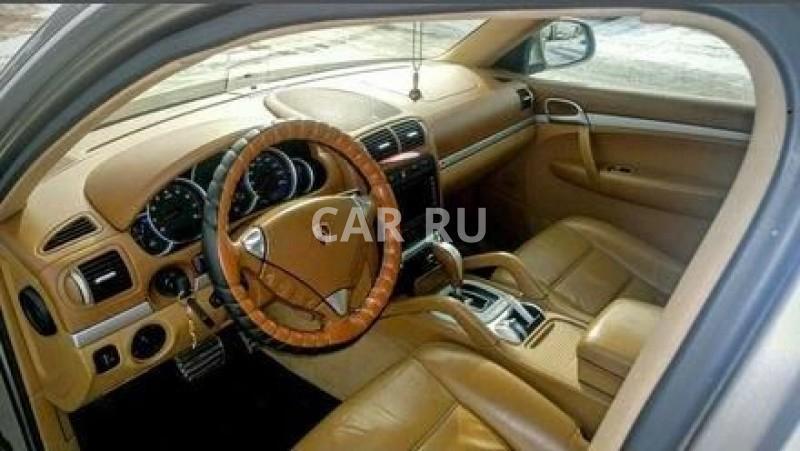 Porsche Cayenne, Барнаул