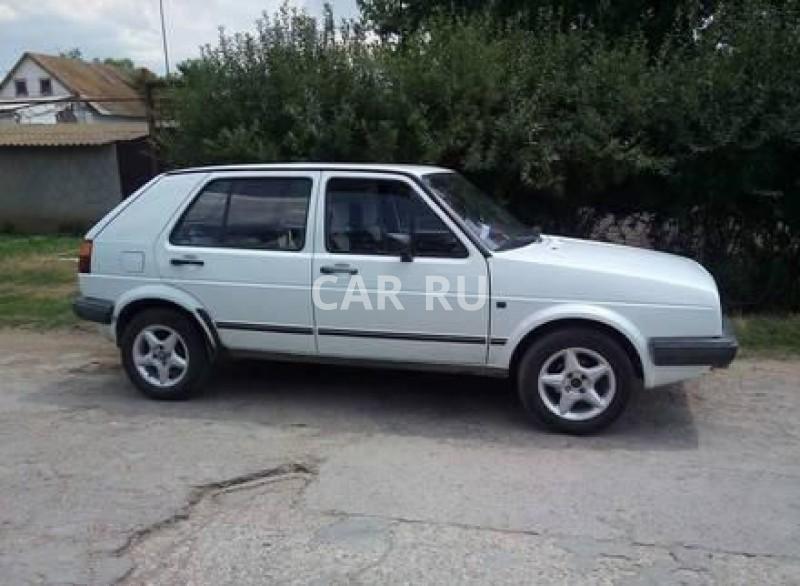 Volkswagen Golf, Армянск