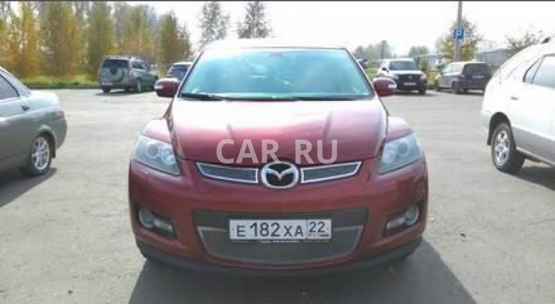 Mazda CX-7, Барнаул