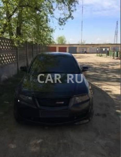 Honda Accord, Ангарск