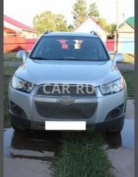 Chevrolet Captiva, Абдулино