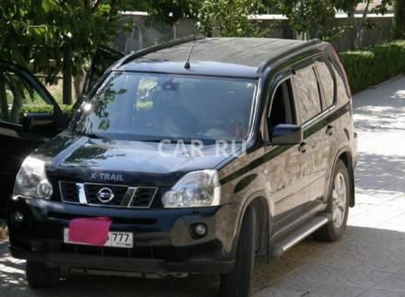Nissan X-Trail, Бахчисарай