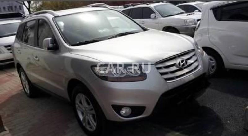 Hyundai Santa Fe, Армавир