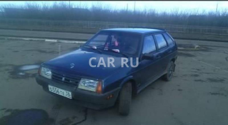 Лада 2109, Балаганск