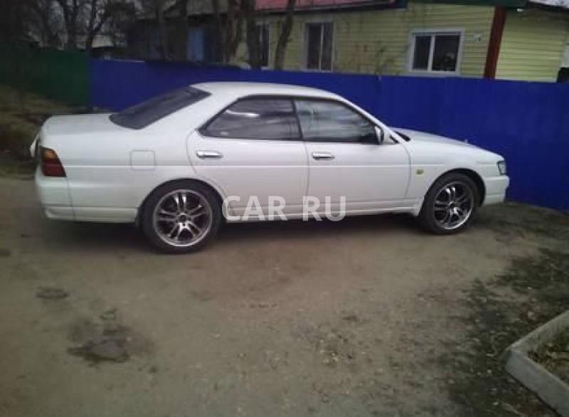 Nissan Laurel, Белогорск