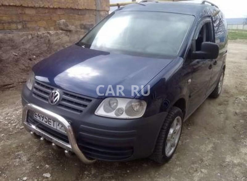 Volkswagen Caddy, Бахчисарай