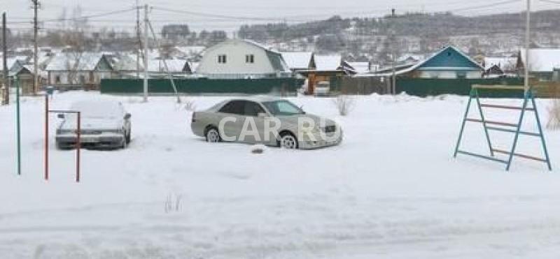 Toyota Mark II, Арсеньев