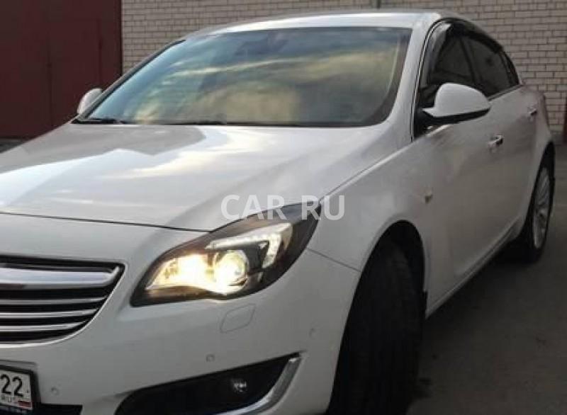 Opel Insignia, Барнаул
