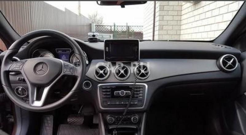 Mercedes GLA-Class, Белгород