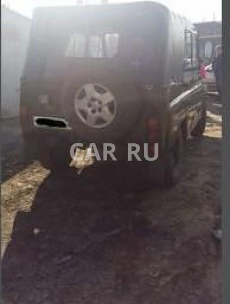 Уаз 469, Барнаул