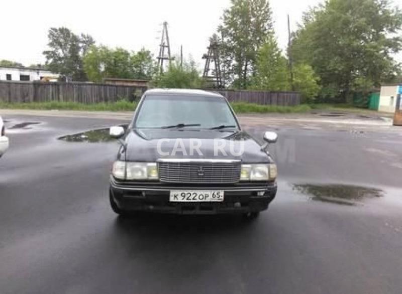Toyota Crown, Александровск-Сахалинский
