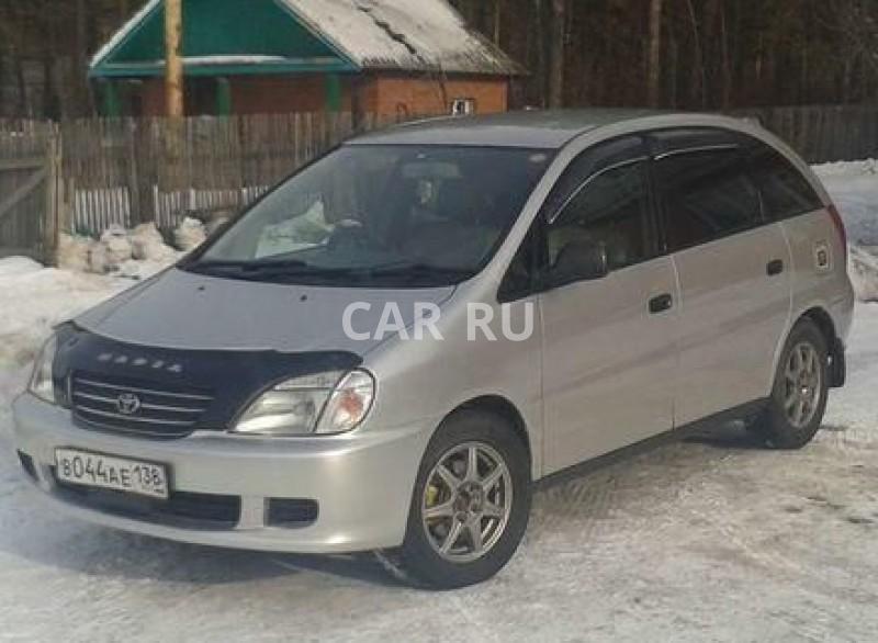 Toyota Nadia, Ангарск