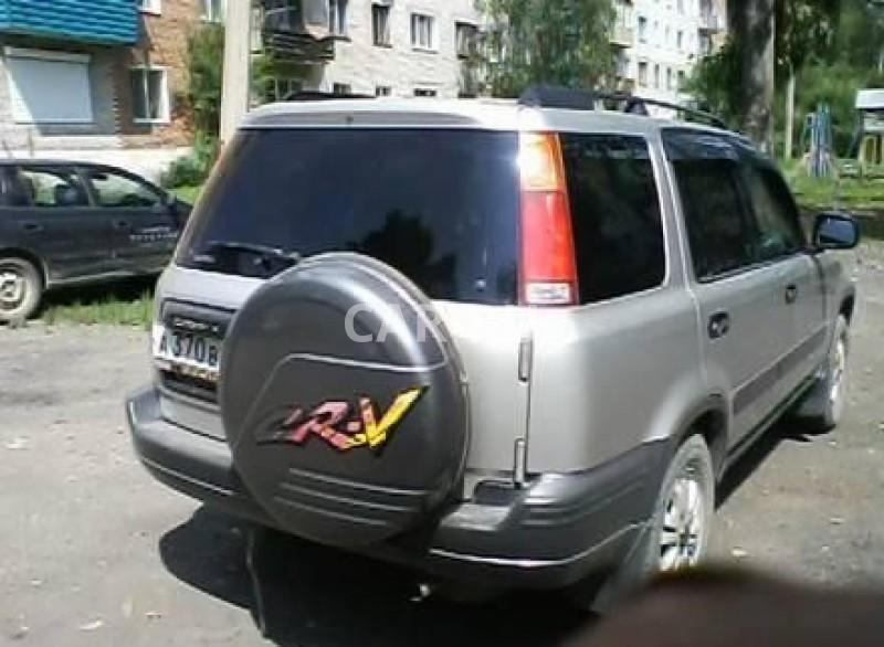 Honda CR-V, Амурск