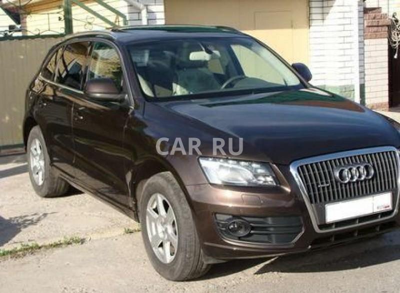 Audi Q5, Барнаул