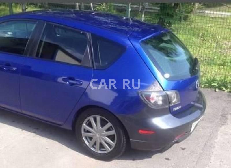 Mazda Axela, Артём