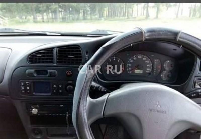 Mitsubishi Lancer, Ачинск