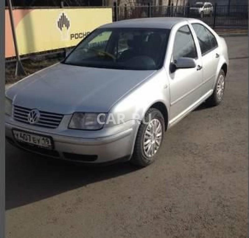 Volkswagen Bora, Абакан