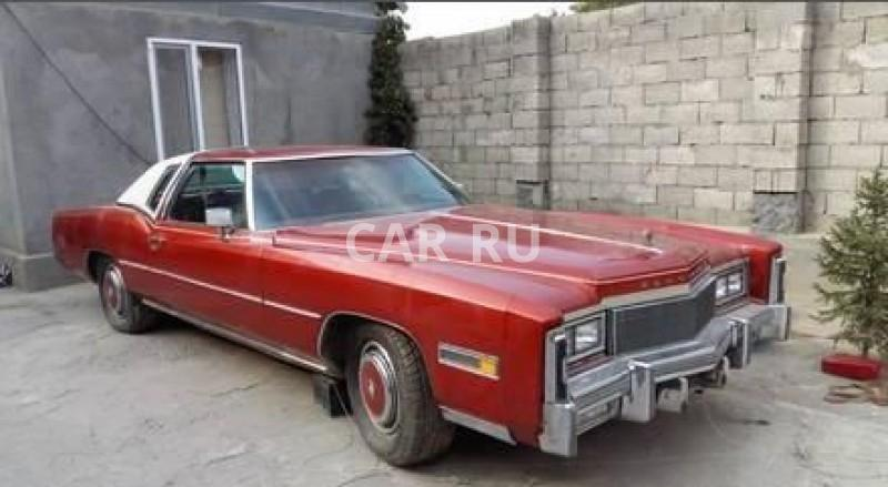 Cadillac Eldorado, Абинск