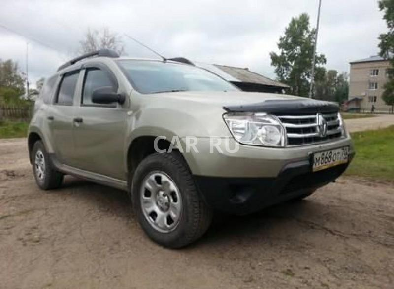 Renault Duster, Бакчар