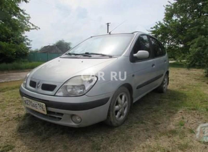 Renault Scenic, Ахтырский