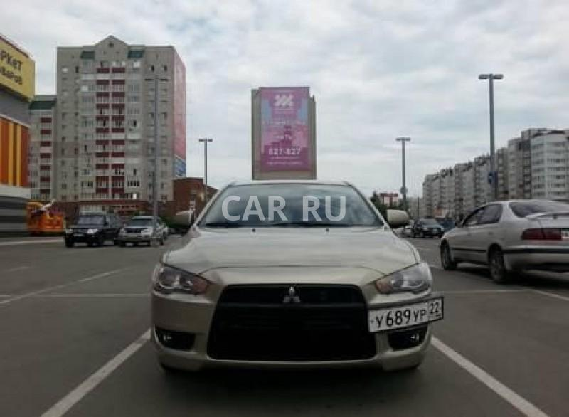 Mitsubishi Lancer X, Барнаул