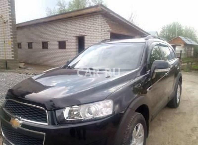 Chevrolet Captiva, Барнаул
