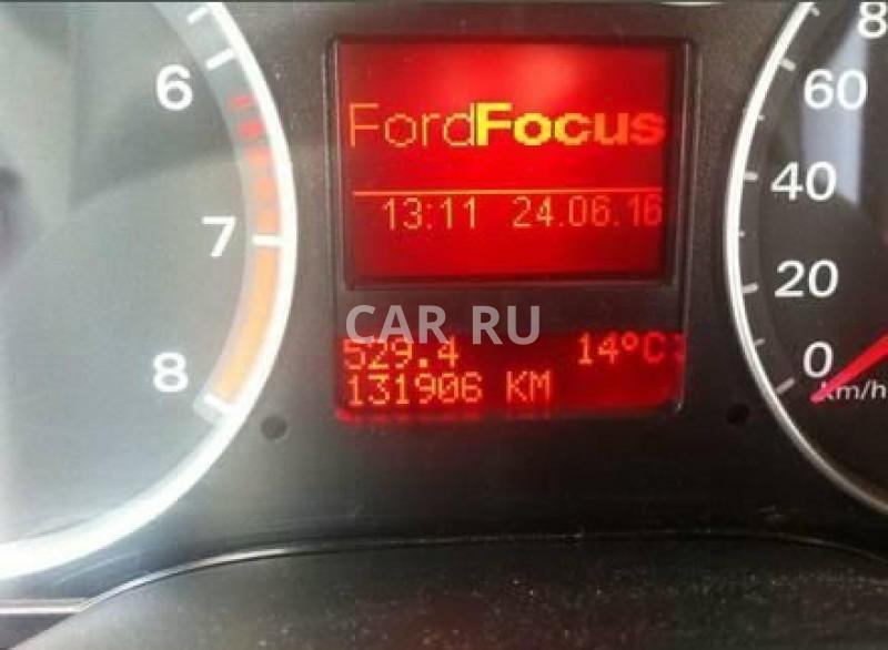 Ford Focus, Алдан