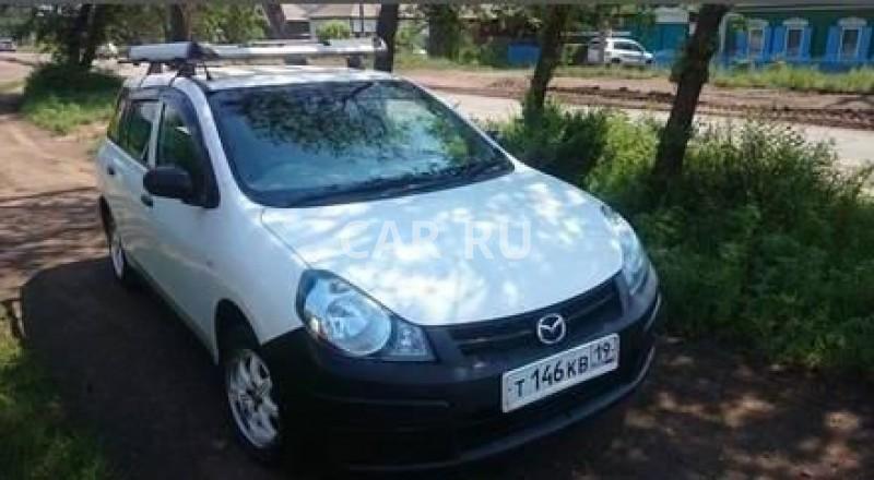 Mazda Familia, Абакан