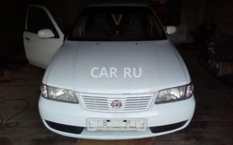 Nissan Sunny, Алдан