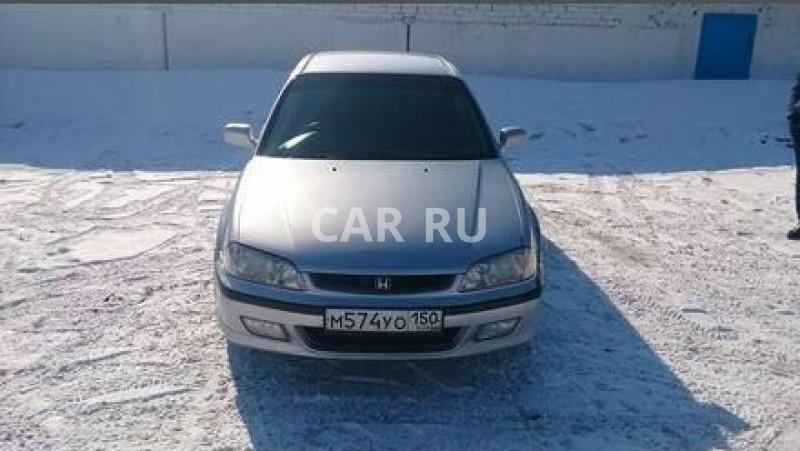 Honda Torneo, Барнаул