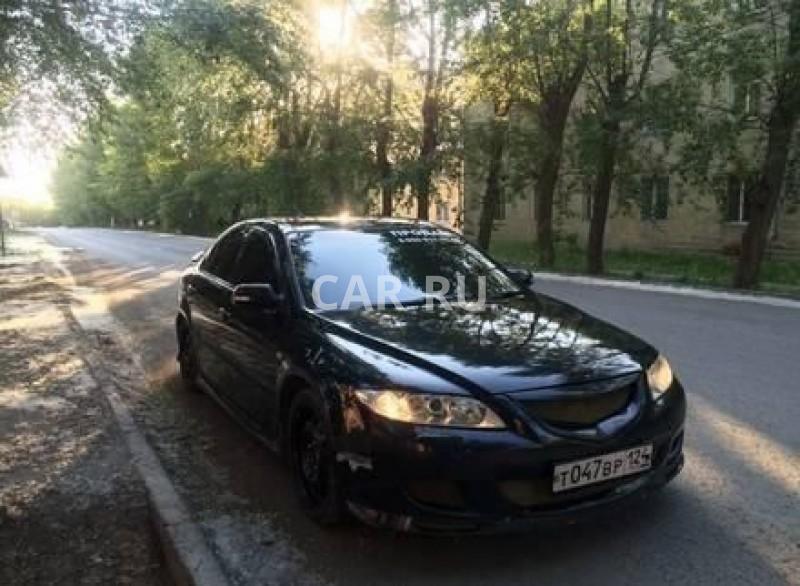 Mazda Atenza, Ачинск
