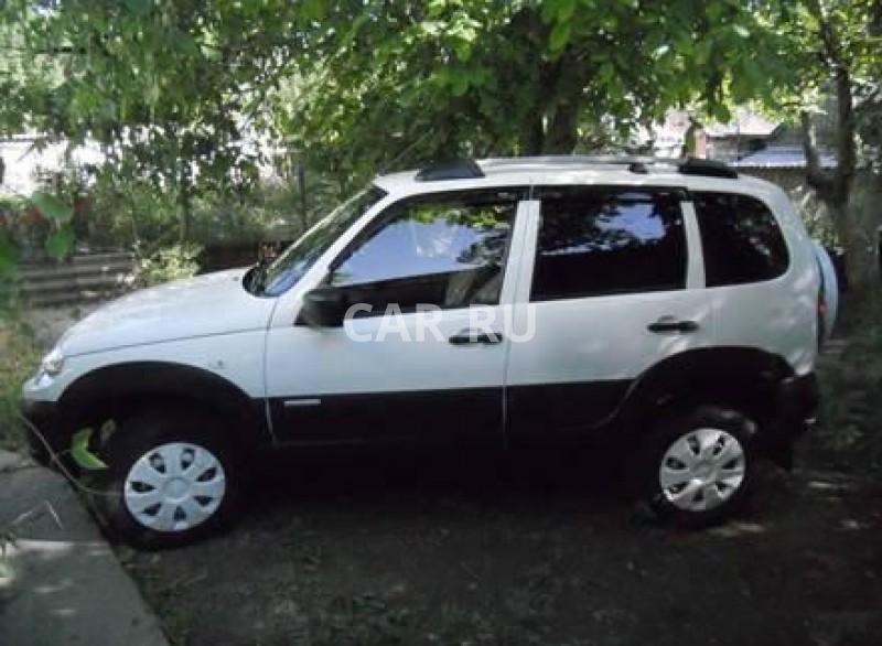 Chevrolet Niva, Бахчисарай