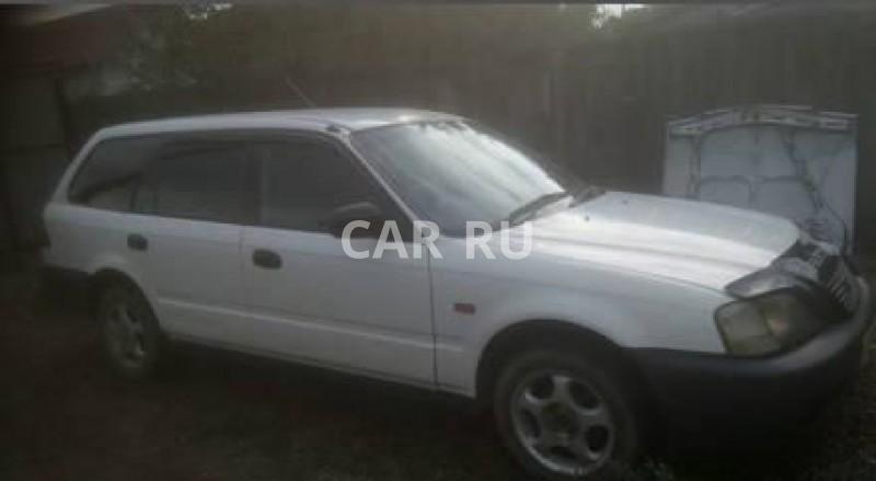 Honda Partner, Барнаул