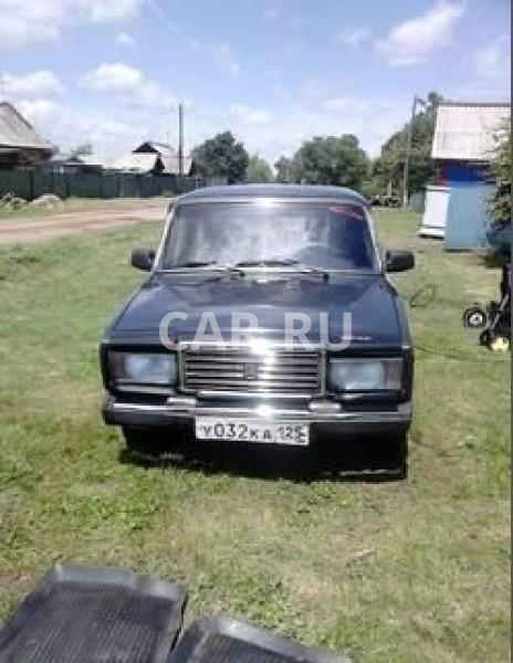 Лада 2107, Арсеньев