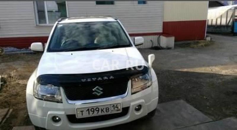 Suzuki Escudo, Алдан