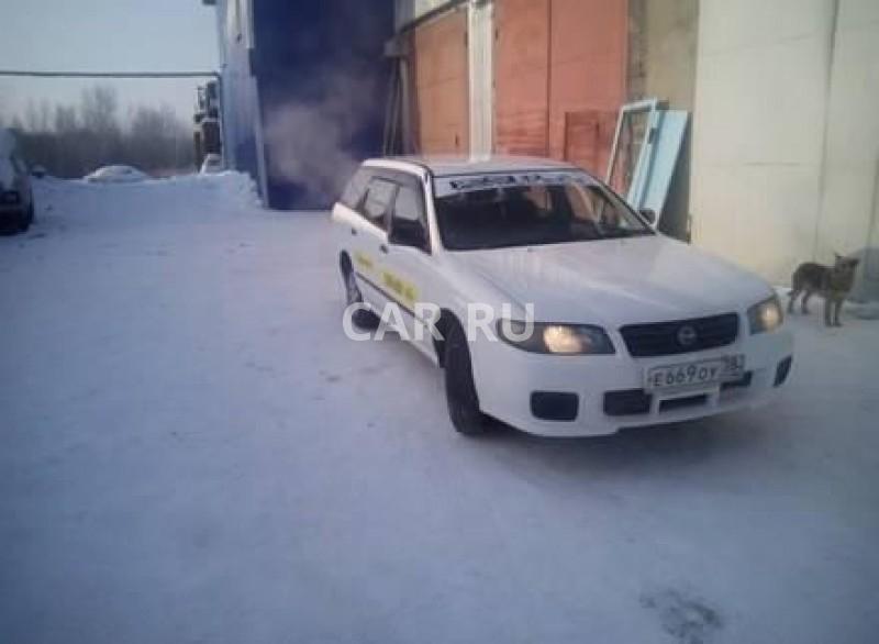 Nissan Expert, Ангарск