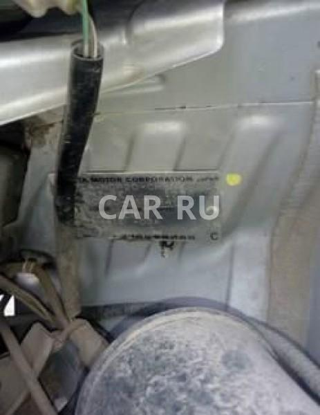 Toyota Funcargo, Белгород